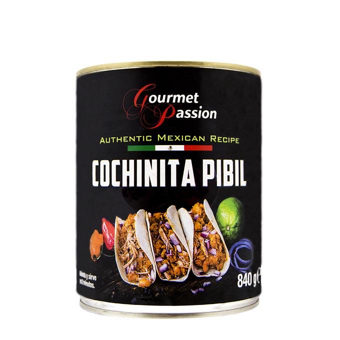 cochinita pibil 840g gourmet passion   varios   importaciones cuesta