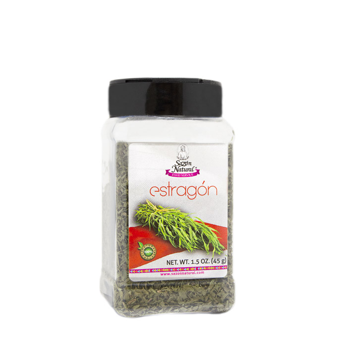 Estragón 45 g Sazon Natural