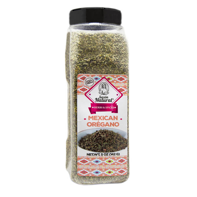 Oregano corte Griego 142 g Sazon Natural