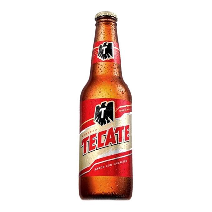 Cerveza Tecate 355ml 355 Ml Tecate Bebidas Importaciones Cuesta