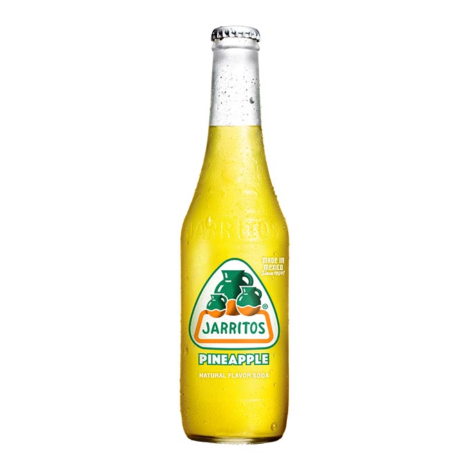 Jarritos Piña 370ml 370 ml Jarritos