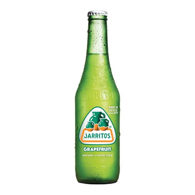 Jarritos Toronja (pomelo) 370ml 370 ml Jarritos